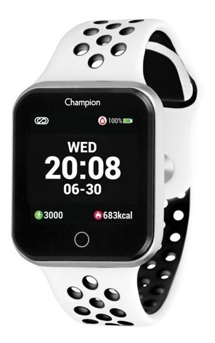 Relógio Smartwatch Champion Bluetooth 4.0 Ch50006q