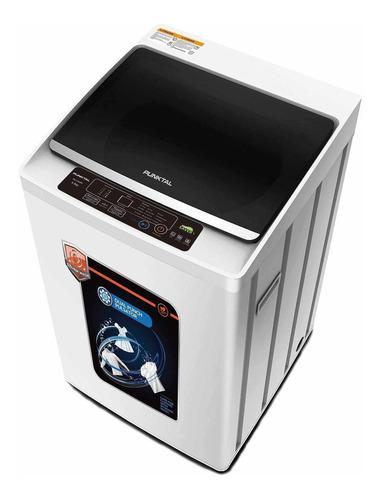 Lavarropas Automático Punktal Pk-06 Blanco 6kg 220v - 240v