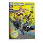 Batman Fortnite Vol.1 Skin Arlequina Hq Quadrinhos Panini