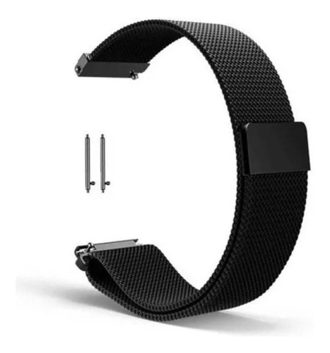 Pulseira Milanese / Metal Smartwatch 20mm P70 P80 P8 P67 P68
