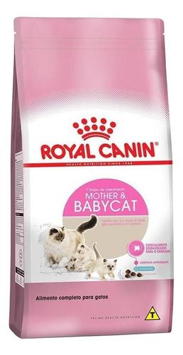 Alimento Royal Canin Feline Health Nutrition Mother & Babycat Para Gato Todos Los Tamaños Sabor Mix En Bolsa De 400g