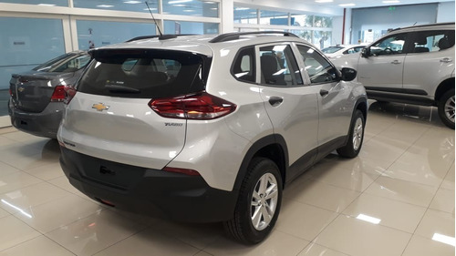 Nueva Chevrolet Tracker 1.2 Nafta Turbo Manual 2021 La