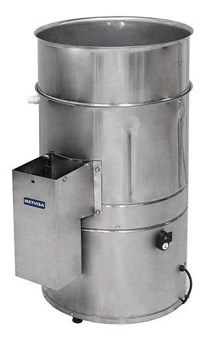 Descascador De Batatas 6kg Profissional Db6 Metvisa - 127v