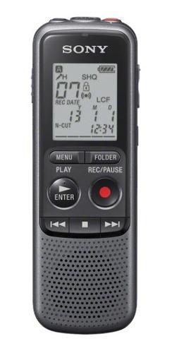 Gravador Digital Voz Sony Icd Px240 4gb Memória 1043 Horas