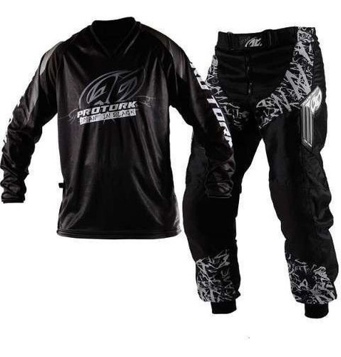 Conjunto Roupa Calça Camisa Infantil Motocross Trilha Insane