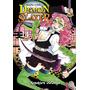 Livro Demon Slayer Kimetsu No Yaiba Vol 14