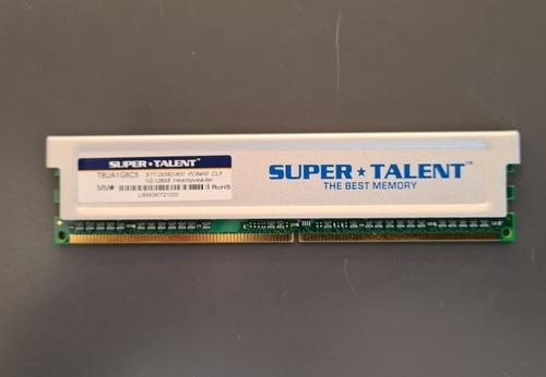 Memoria Ram Ddr2 1g Super Talent