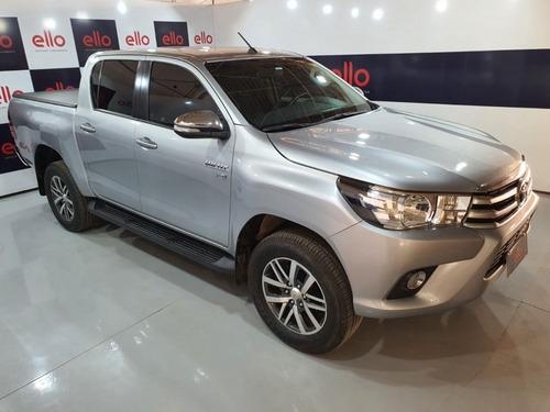 Toyota Hilux Cd Srv 2.7 16v 4x2 Aut