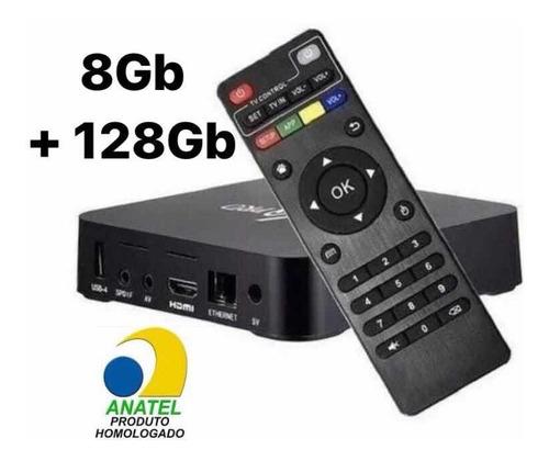 Aparelho Transformar Smart Tv Box  4g 64g 4k 5g Android 10.1