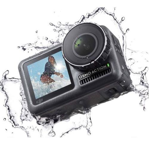Promoção Câmera Dji Osmo Action 4k Estabilização Prova Dágua