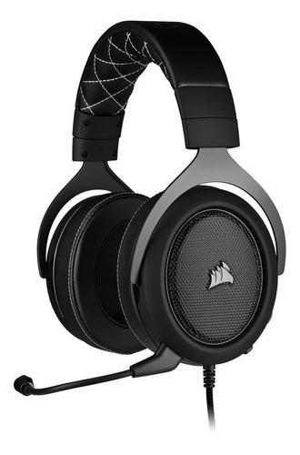 Audífonos Gamer Corsair Hs60 Pro Surround Carbon