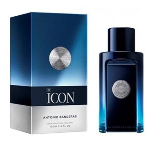 Antonio Banderas The Icon 100 Ml  Oferta/devia Perfumes