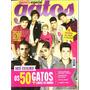 Revista Atrevida 213 Luan Santana/bieber/fiuk/gustavo Lima