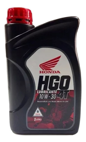 Aceite Honda 4t 10w30 Hgo Mineral Original Avant Motos