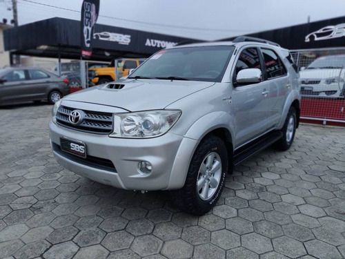 Toyota Hilux Sw4 Srv D4-d 4x4 3.0 16v