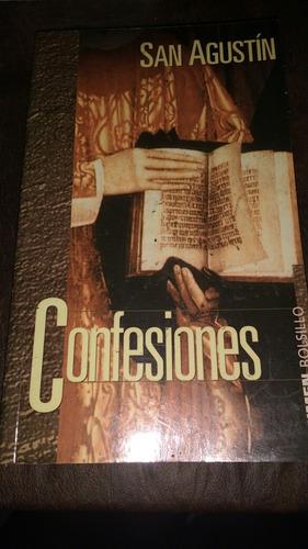 Confesiones De San Agustín Oferta!!!!