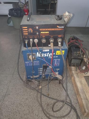 Maquina Solda Alta Frequencia Aluminio
