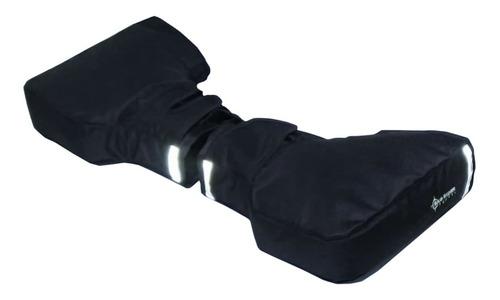 Par Luva Guidão Moto Bmw F 800 1200 Gs Protetor Mão Térmico