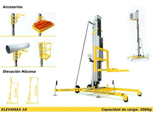 Elevador Manual O Electrico Para Multiples Usos