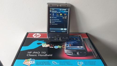 Palm Hp Ipaq 110/111 Classic - Windows Mobile 6.0(na Caixa)