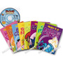 Folclore Em Contos E Cantos 8 Livros Infantis Dvd/cd rom