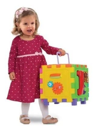 Brinquedo-didático-criança Esperta-bebe