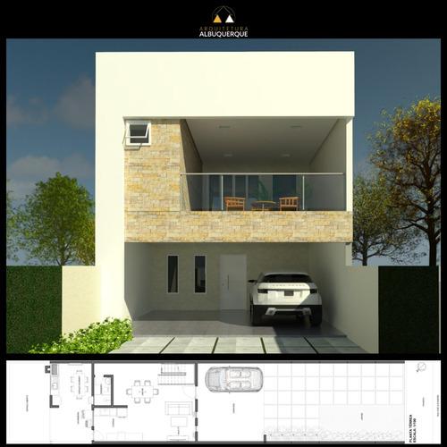 Projetos De Arquitetura, Residenciais E Comerciais