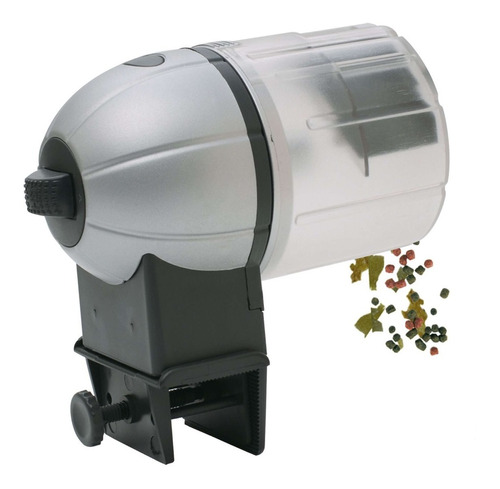 Alimentador Automático Para Peces