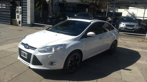Ford Focus Titatium - Darc Autos Usados Garantizados