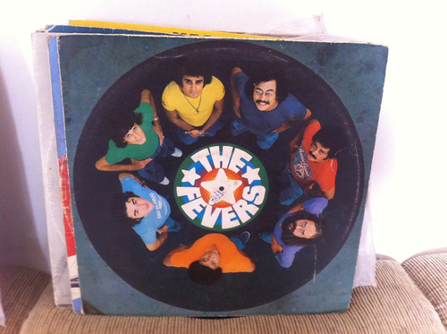 Lp Vinil The Fevers - A Dança Do Mexe-mexe Original