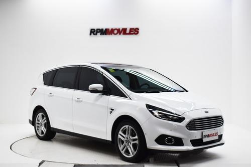 Ford Smax Titanium 2.0 Automática 2017 Rpm Moviles