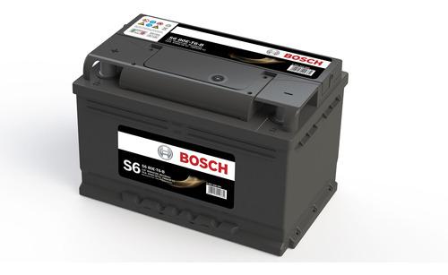 Bateria Bosch S6 12v 120amp/m (286x174x174) Positivo Izq.