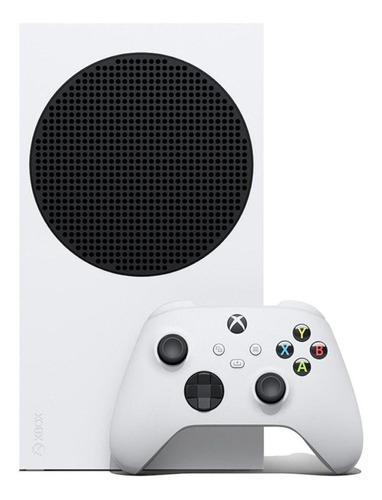 Console Microsoft Xbox Series S 500gb Ssd 1 Controle
