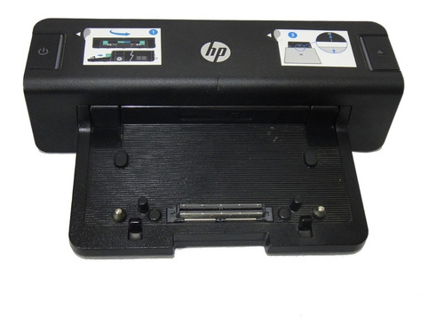 Dock Station Hp Hstnn-ii11x Elitebook 6440/8440/8460/8470