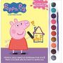 Livro Peppa Pig Livro Para Pintar Por:editora On Lin