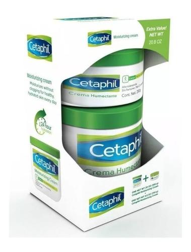 Pack Crema Humectante Cetaphil (piel Seca) 566g + 250g, Gc