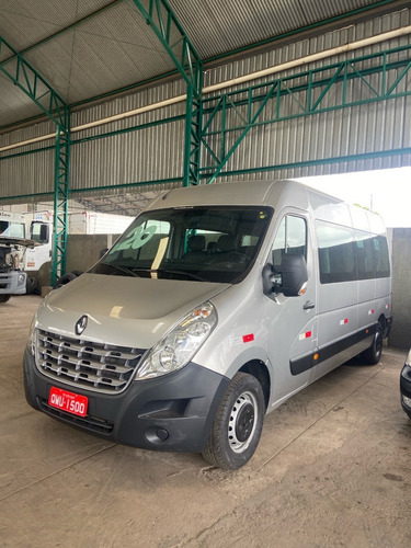 Van Renault Master M Bus 16 Lugares Ano 19*20