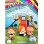 Coleção Canta Le Lê 4 E 5 Anos Com Dvd Educação Infantil