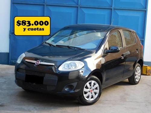 Fiat Palio 1.4 Attractive 85cv - Dubai Autos