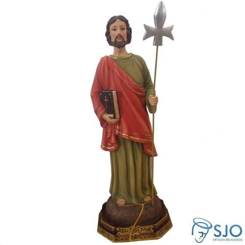 Imagem De Resina São Judas Tadeu 42cm - Ideal Para Presente