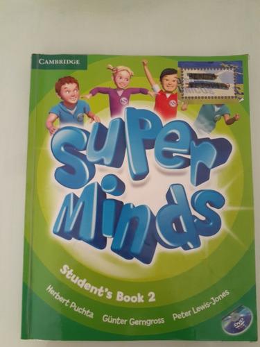 Super Minds 2 Student's Book 2 Cambridge Usado