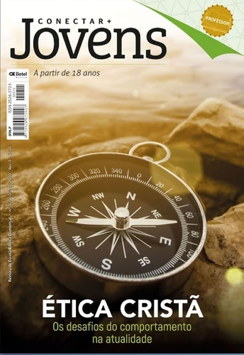 Revistas Jovens Professor A Partir De 18 Anos Edit. Betel