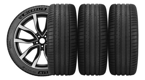 Kit X4 Neumáticos Michelin Pilot Sport 4 Suv - Cubiertas 225