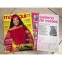 Revista Manequim 506 Nívea Stelmann Pantalona Lastex M396