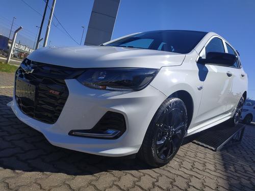 Nuevo Chevrolet Onix Rs 1.0 Manual - Bonificado