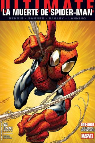 La Muerte De Spider-man , Ultimate Spider-man Marvel Ovni