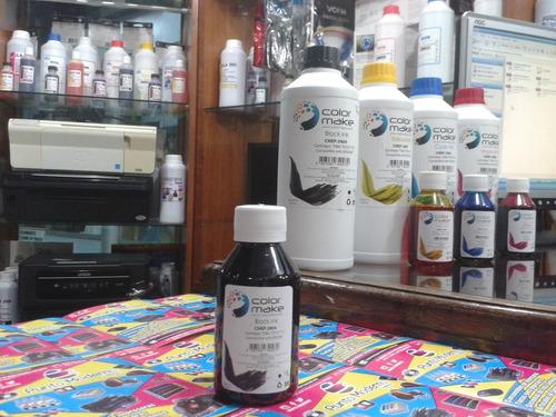 Tinta Color Make Epson Y Hp 120ml Originales