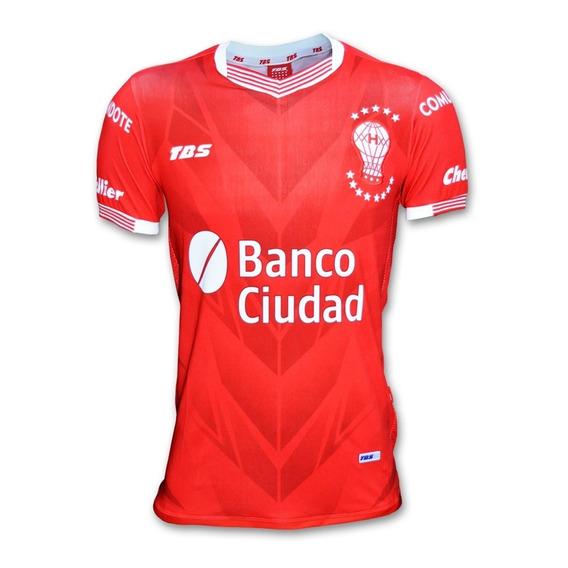 Camiseta Alternativa Huracan Tbs Roja 2019 Original