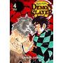 Livro Demon Slayer Vol. 4 Koyoharu Gotouge