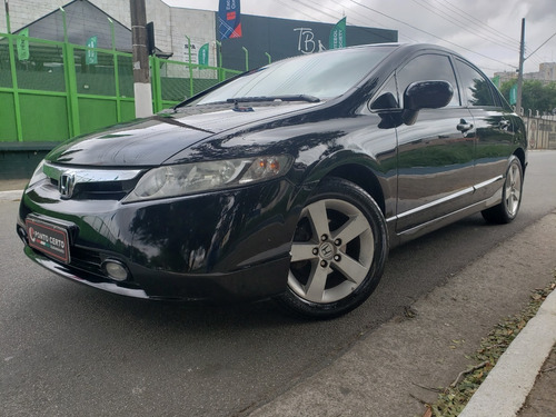 Honda Civic Lxs 1.8 Flex C 96900 Km